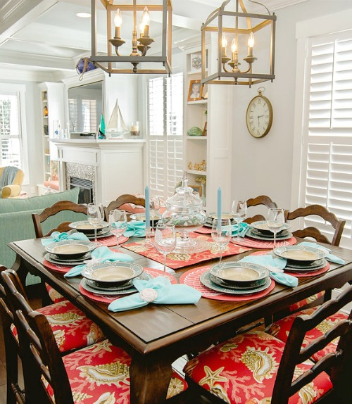 Coastal Dining Room Chairs