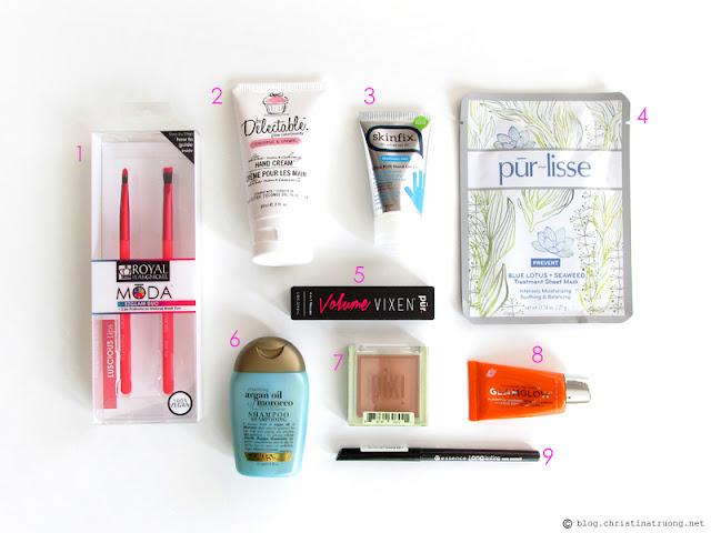 Generation Beauty GenBeauty 2016 Toronto Haul Day 2 Gift Bag