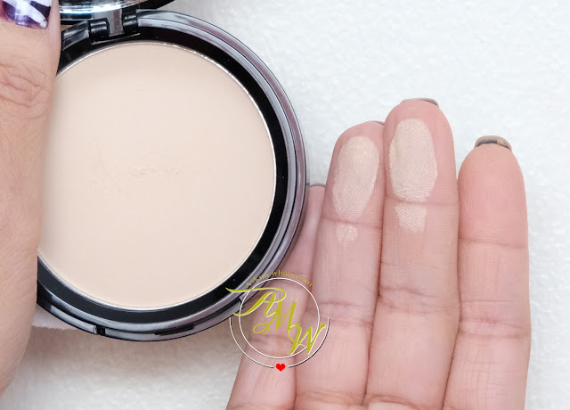 a photo of BTLA Compact Powder Oil Control Review by Nikki Tiu of askmewhats.com