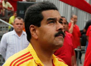 Nicolás Maduro amigo de Hugo Chávez