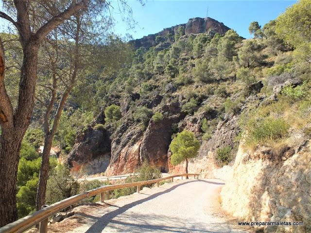 rutas y visitas por Buendía Cuenca naturaleza