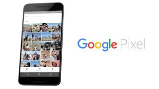 presentation of google