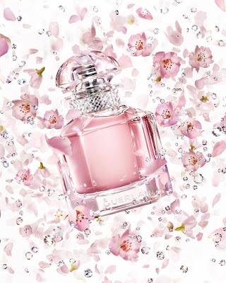 Perfume Mon Guerlain Sparkling Bouquet.