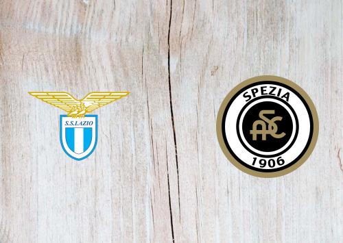 Lazio vs Spezia -Highlights 03 April 2021