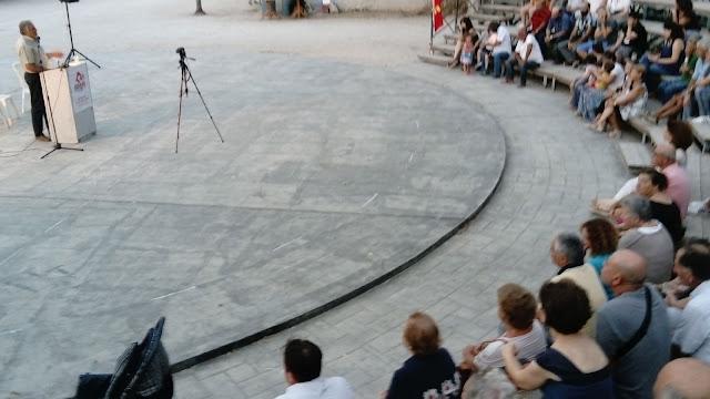 Πετυχημένη εκδήλωση του ΚΚΕ στο Ναύπλιο για τις πολιτικές εξελίξεις