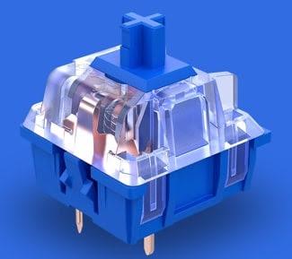 HyperX Blue Mechanical Switch