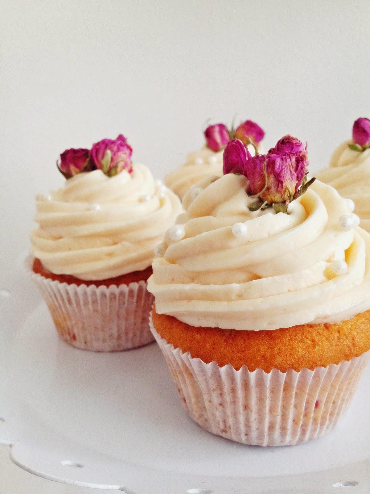 Cupcakes Seitenansicht