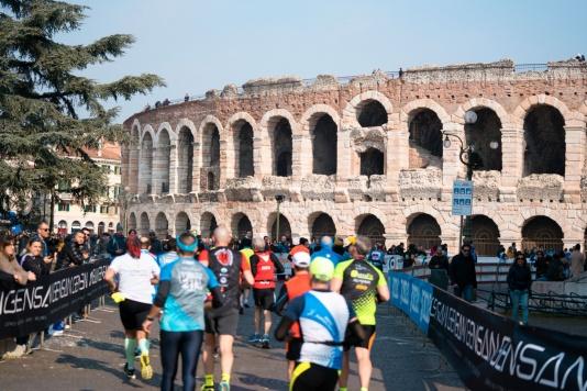 Giulietta&Romeo half marathon - monument run 10k