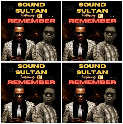 Sound Sultan's Song: REMEMBER (featuring K01) - Streaming