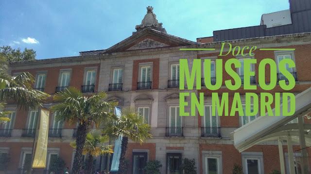 10+2 Museos en Madrid