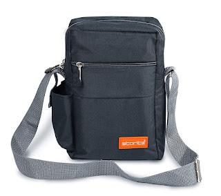 Nylon Sling Cross Body Travel Office Business Messenger Bag