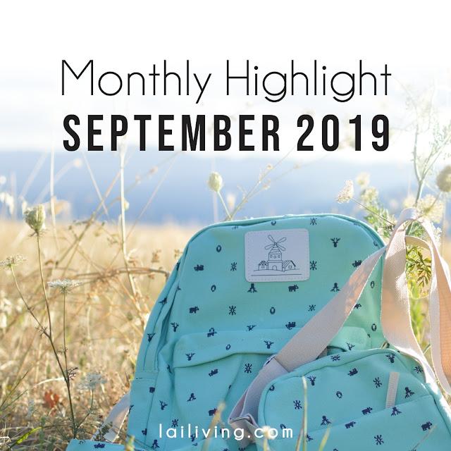 lailiving september highlight