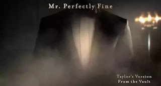 Taylor Swift - Mr. Perfectly Fine Lyrics (From The Vault)