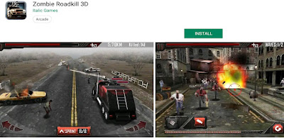 game perang zombie offline