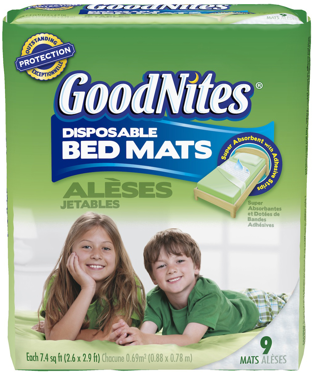 Huggies Drynites Bed Mats Bed Wetting At 9