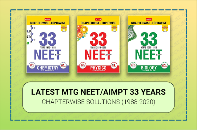 Download NEET MTG 33 Years PCB Chapter Wise Solution ebook Pdf