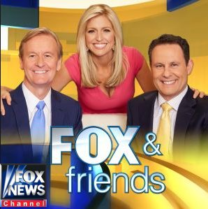 Fox and Friends rocks!