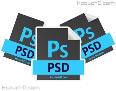 ما هو ملف PSD و ماهي مميزاته :