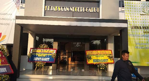 Pejabat Pemkab Garut Diperiksa Kejari Terkait Dugaan Korupsi DPRD
