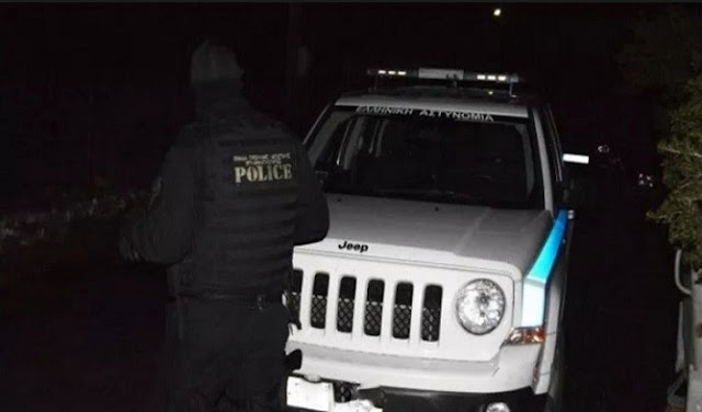 Greek police killed an Albanian in Visani