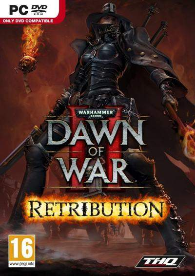 Warhammer 40.000 Dawn Of War 2 Retribution PC Full Español