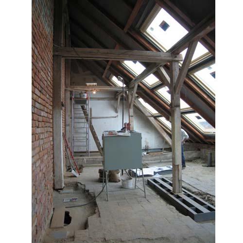 Esempio di ristrutturazione di un piccolo loft