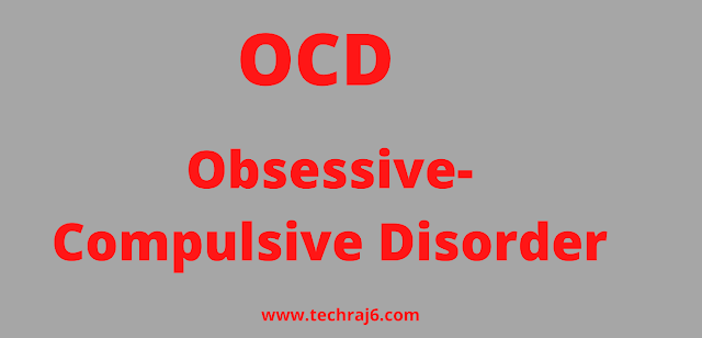 OCD full form, What is the full form of OCD