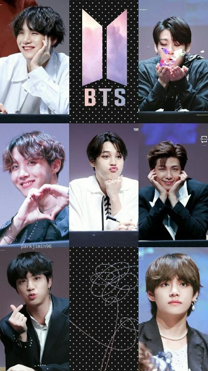 Wallpapers Fofo Cutes Bts Members New Photo Collection