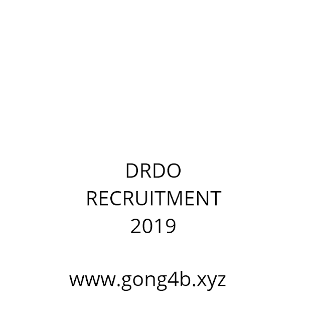 DRDO Recruitment 2019 For ITR Apprentice and Pay Scale