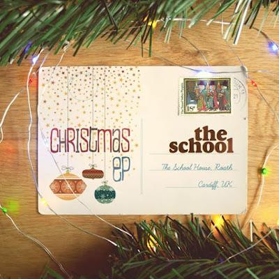 THE SCHOOL - Christmas EP