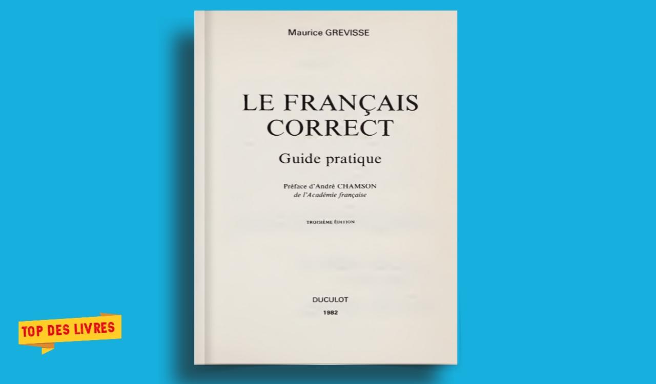 Le français correct – Guide pratique en pdf