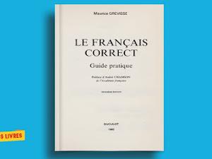 Télécharger : Le français correct – Guide pratique en pdf