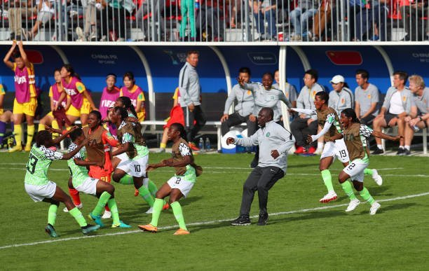 Super Falcons humble Shepolopolo of Zambia 4-0