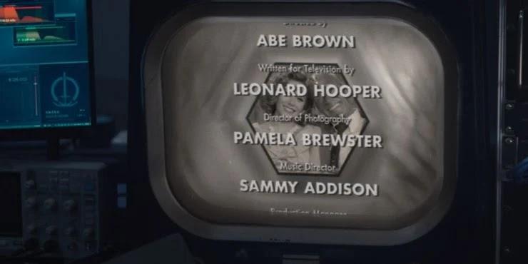 «Ванда/Вижн» (2021) - все отсылки и пасхалки в сериале Marvel. Спойлеры! - 08