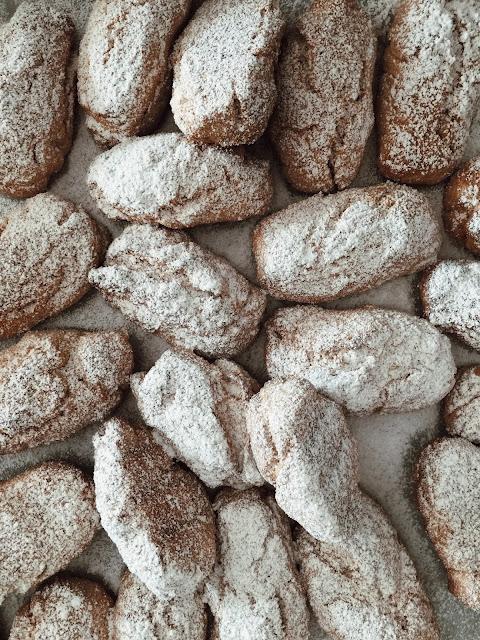 Biscotti con sciroppo d'agave, light e senza zucchero