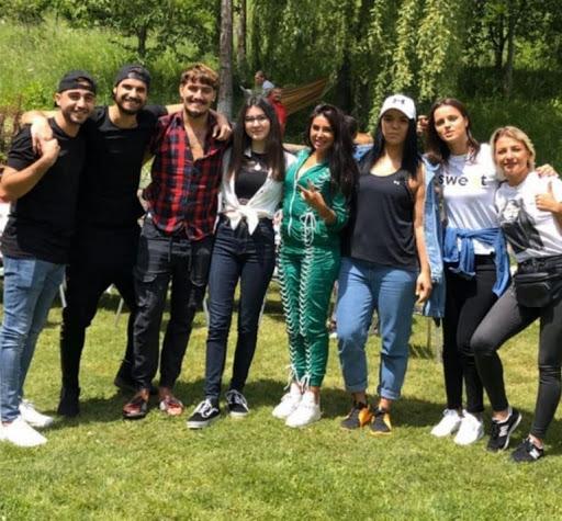 Grațiela Duban nu a venit la petrecerea dată în cinstea Elenei Ionescu! Cine a mai lipsit de la party-ul organizat de foștii concurenți de la Survivor?