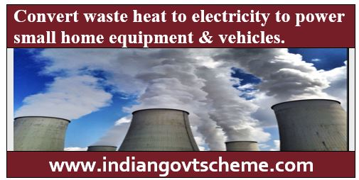 waste heat to electricity