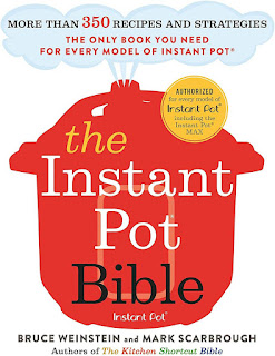 The Instant Pot Bible Cookbook Review