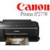 Cara Instal Printer Canon ip2770 Praktis dan Mudah