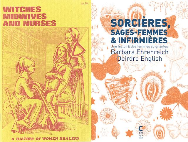 Sorcières, sages-femmes & infirmières, Barbara Ehrenreich et Deidre English.