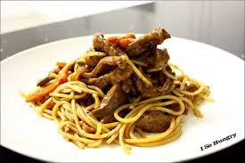beef spaghetti recipe in urdu