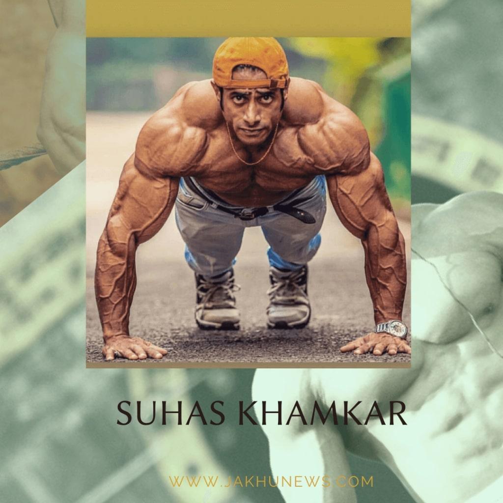 Suhas khamkar