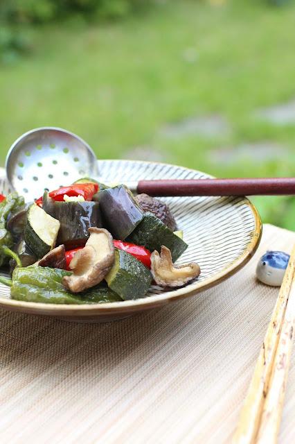 recette japonaise pour canicule