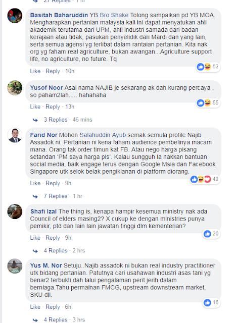 Menteri Lantik 'Scammer' Najib Asaddok Jadi Penasihat
