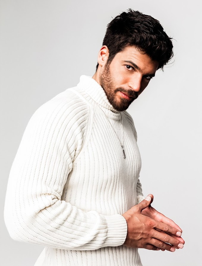 Can Yaman and Luca Argentero guest for Ferzan Ozpetek at RTL 102.5