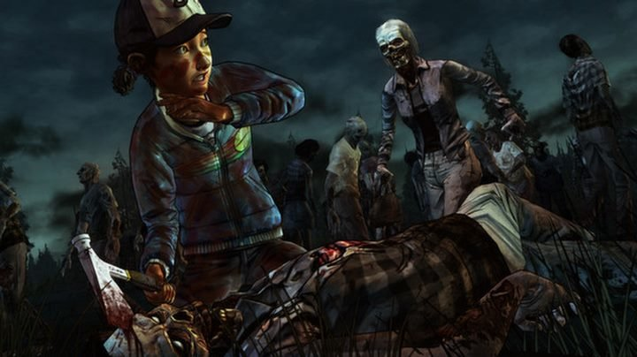 تحميل لعبة the walking dead season 3 كاملة للاندرويد