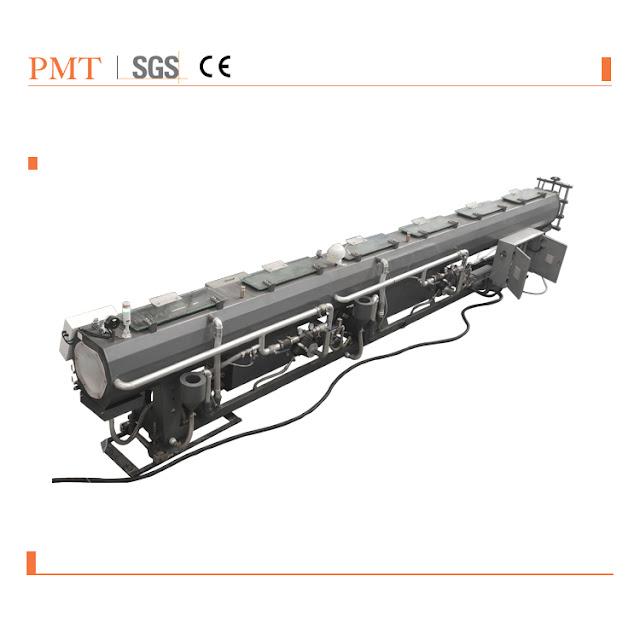 PVC pipe vacuum forming machine: Fix the diameter of PE PVC pipe.