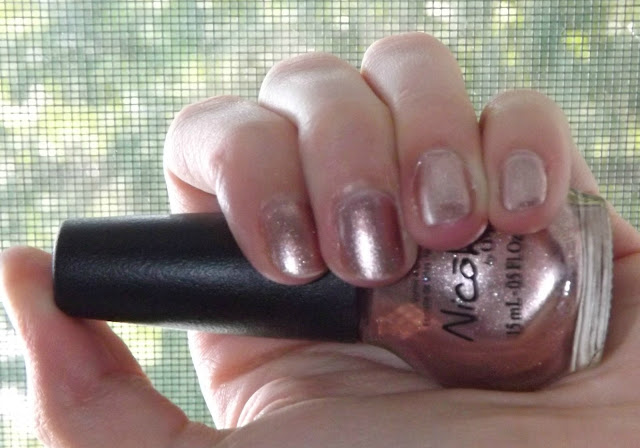 "Perfectly Polished 12: Perfectly Polished 12: Nicole By OPI ""It Starts With Me"""