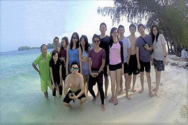 Paket Wisata Pulau Harapan