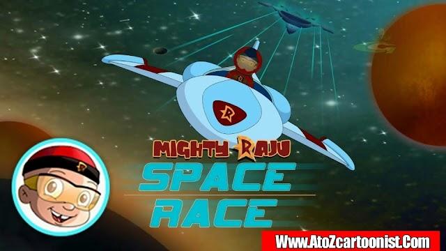 MIGHTY RAJU - SPACE RACE FULL MOVIE IN HINDI DOWNLOAD (544P HALF HD)